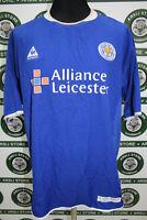 Maglia calcio LEICESTER TG XL 2003-05 shirt trikot camiseta maillot
