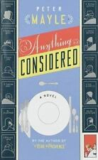 Anything Considered, Peter Mayle, Good Book