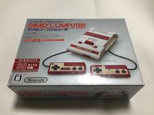 New! NINTENDO Classic Mini Family Computer Console 30 Games Build-in w/Postcard