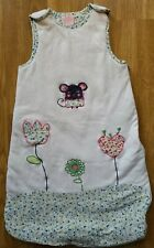 Baby girls Sleeping bag Pouch 6-12 months 2 - 2.5 tog Bebe bonito floral