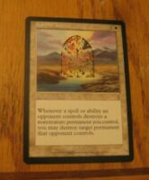 1x Karmic Justice, LP, Odyssey, EDH Commander Destroy Enchantment Target Ability