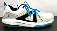 Nike Jordan [Jo23an], 343408-142, Mens US10/EU44, White/Teal, EUC, 2008