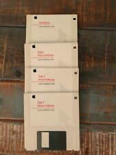 Mac Apple Stylewriter 2400 Installation Floppy Disks Vintage1990s OEM
