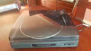 Sony PS-LX49P Servo Controlled Turntable / Stereo Record Player