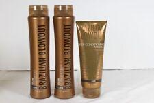 Brazilian Blowout Volume Shampoo, Conditioner & Masque - FREE SHIPPING