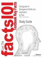 ManagementSkills and Application by Byars Rue (2014, Paperback, New Edition)