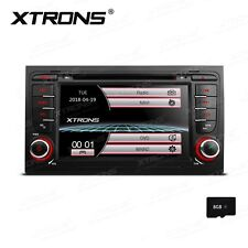For Audi A4 S4 RS4 Exeo Wince Car DVD Player Radio Stereo GPS Nav Touch Screen
