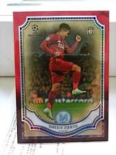 TOPPS UEFA Champions League Museum Collection 2018/19 Roberto Firmino 09/25