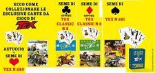 LE CARTE DI TEX complete TEX 680 e 681 + TEX CLASSIC 8 e 9 + MAZZO BLU bonelli