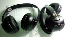 OEM 2009-2014 Lexus GX460 Car Rear Seat Entertainment Wireless DVD (2)Headphones