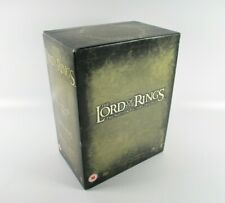 The Lords Of The Rings Trilogy Special Extended DVD Editions With Cases Booklets