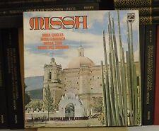 Ramirez Misa criolla Misa flamenca Missa luba Messe des savanes LP EX/NM, BX EX