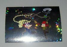 Panini REWE Glitzersticker Disney Zauberhafte Weihnachten #138 Phineas & Ferb