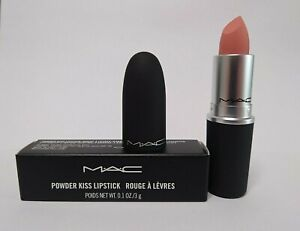 M·A·C Powder Kiss Lipstick-Original Stock- New- Made in Italy