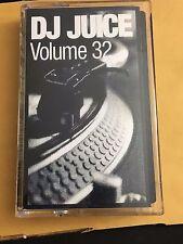 DJ JUICE #32 Classic 90s Hip Hop Tape Kingz NYC Mixtape Cassette