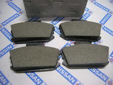 DATSUN 210 B310 Front Brake Slant Disk Pads Genuine (Fits NISSAN 510 SSS Sunny)