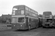 London Country withdrawn cuv58c chelsham garage 6x4 Quality London Bus Photo