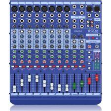 MIDAS DDA DM12 Compact 12 Channel Audio Mixer