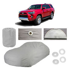 Fits Toyota 4Runner 4 Layer SUV Car Cover Outdoor Water Proof Rain Sun New Gen