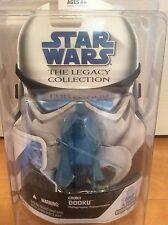 Star Wars El Legado Colección Conde Dooku Figura De Acción-MOC & Star Case