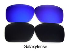 Galaxy anti-sea CRISTALES PARA COSTA DEL MAR Blackfin Gafas de sol color negro /
