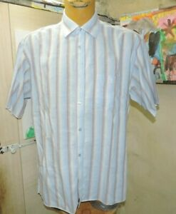 CHEMISE SERGE BLANCO TAILLE XL