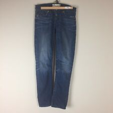 Big Star Women's Denim Blue Jeans Nico Size 28 L