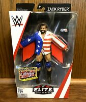 Zack Ryder WWE Mattel Elite Series 59 Action Figure NIB New AEW Matt Cardona USA