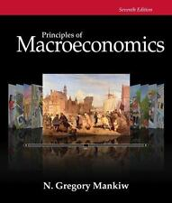 Principles of Macroeconomics by N. Gregory Mankiw (2014, Ringbound, 7th Edition)
