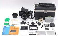 【Excellent++++】Mamiya Universal Press FIlm Camara + 127mm F4.7 from Japan 232