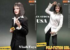 Pulp Fiction Mia Wallace Uma Thurman Guess Me Series 1/6 BlackBox BBT-9011 USA