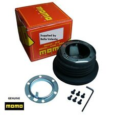 Genuine volante MOMO HUB / BOSS KIT mk4925.brand NUOVO. HONDA City 1997-2002