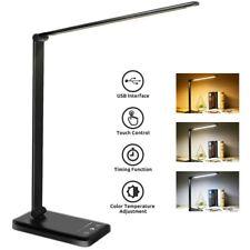 Dimmable USB LED Desk Table Lamp Reading Light Flexible Touch Sensor Night Light