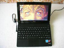 Asus X102B NetBook PC AMD A4 4gb ram 500gb HDD HDMI Touch Win 10 ricondizionato