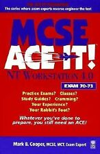 McSe Nt Workstation 4.0 Ace It  Mark B. Cooper Paperback Very Good