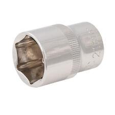 "Silverline 612122 Socket 1/2"" Drive 6 Punkt metrisch 21mm"