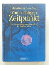 Vom richtigen Zeitpunkt Johanna Paungger Thomas Popp Mondkalender Irisiana +
