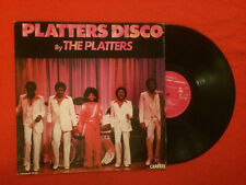 PLATTERS DISCO BY THE PLATTERS CARRERE ONLY YOU VINYLE 33T LP