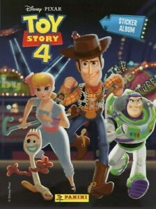 TOY STORY 4 PANINI PIXAR CHOOSE YOUR STICKERS & CARDS HYBRID COLLECTION