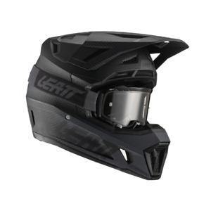 Leatt Moto 7.5 Motocross Offroad MX Race Helmet Black Adults SMALL ONLY