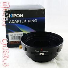Kipon tilt & shift hasselblad v mount lens to canon eos adaptateur 5D III 70D 700D