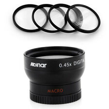 37mm Wide Angle Lens,Macro Filter Kit for Olympus PEN E-PL1 E-PL2 E-PL3 E-PM2