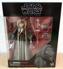 """100 Hasbro Star Wars Black Series 6"""" Inch Moloch & Kylo Ren Throne Room"""