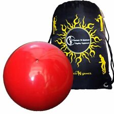 Rhythmic Sports Gynmastic 420g Spinning Balls - Large Ball + Bag