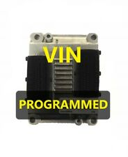 04-07 Cadillac Cts Srx V6 Ecu Vin Programmed 12592124 19260507 Ecm Pcm computer
