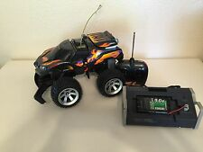 Radio Shack Working DECEIVER W/Morphing Action RC CAR (100% Complete) EUC