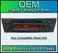 BMW Professional CD player BMW 3 Series stereo car radio BMW E90 E91 E92 E93