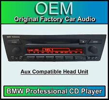 BMW Professional CD player BMW 1 Series stereo car radio BMW E81 E82 E87 E88