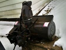 "Snow blower attachment AYP Craftsman SEARS 42"" Model  SB800AR  Gas, Single Stage"