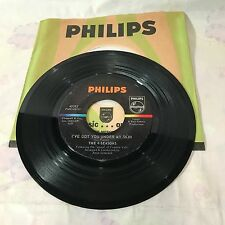 The 4 Seasons - I've Got You Under My Skin / Huggin' My Pillow - PHILIPS 45 RPM